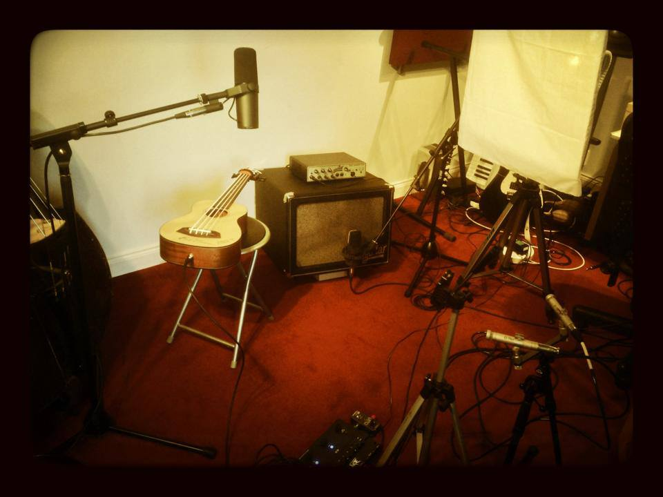 From the recording session of Take the A-train (looped)
