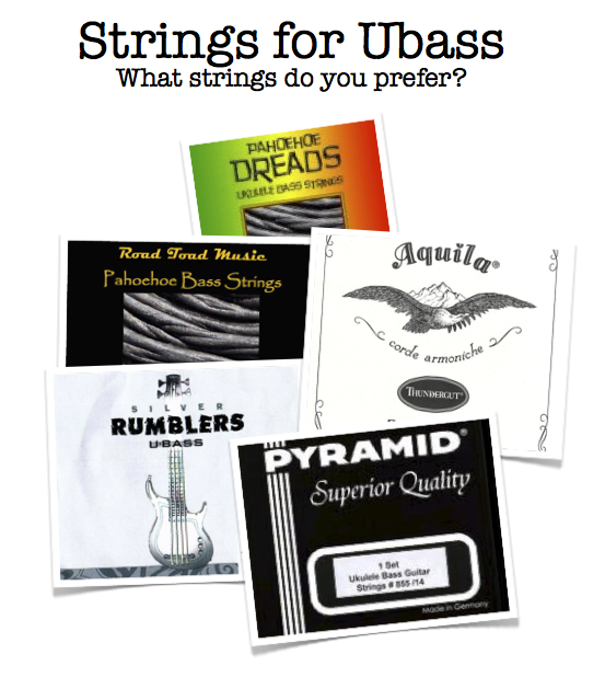 ubass-strings