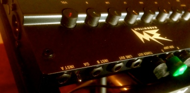 RMI Basswitch including the impedance switch.